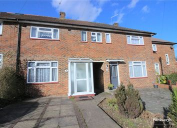 Thumbnail 2 bed terraced house for sale in Ashley Drive, Borehamwood, Hertfordshire