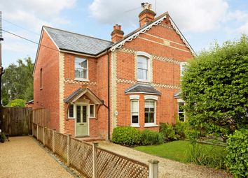 Thumbnail 4 bed semi-detached house for sale in New Road, Ascot