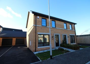 Thumbnail 3 bedroom semi-detached house to rent in Ballantine Lane, Lisburn