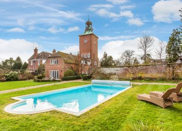 Thumbnail 4 bed detached house for sale in Loxwood Hall, Loxwood, Billingshurst