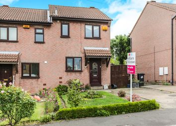 Thumbnail 2 bed semi-detached house for sale in Lanark Drive, Mexborough