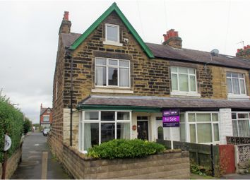 Thumbnail 3 bed terraced house for sale in Burke Street, Harrogate