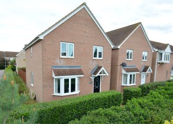 Thumbnail 4 bed detached house for sale in Bullen Close, Longstanton