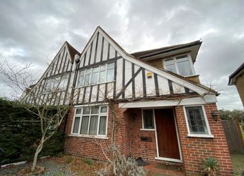 Thumbnail 4 bed semi-detached house to rent in Dorking Road, Epsom