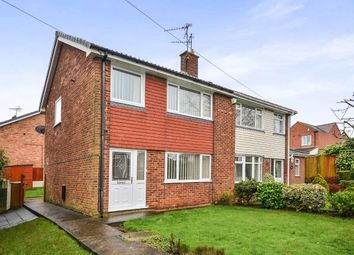 Thumbnail 3 bed semi-detached house for sale in Abbotts Croft, Mansfield, Nottinghamshire