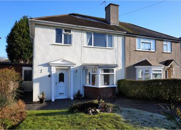 Thumbnail 3 bedroom semi-detached house for sale in Hannah Road, Bilston