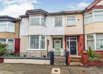 Thumbnail 4 bed terraced house for sale in Fazakerley Road, Walton, Liverpool, Merseyside