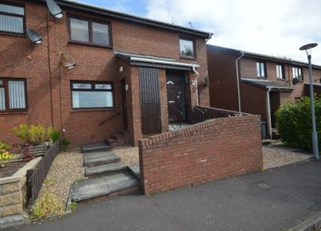 Thumbnail 2 bed flat to rent in Swaledale, East Kilbride, South Lanarkshire