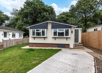 Thumbnail 2 bedroom mobile/park home for sale in Surrey Hills Residential Park, Boxhill Road, Tadworth