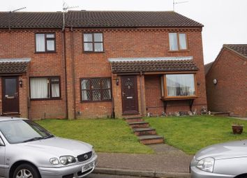 Thumbnail 2 bedroom terraced house to rent in Bluebell Way, Worlingham, Beccles