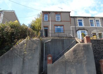 Thumbnail 3 bed end terrace house for sale in Penrhys Road, Tylorstown, Ferndale