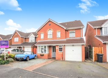 4 bed detached house for sale in Charlecote Drive, Milking Bank DY1