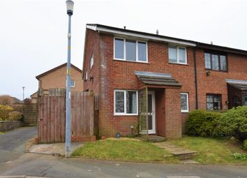 Thumbnail 1 bedroom end terrace house for sale in Milton Close, Priory Park, Haverfordwest