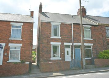 Thumbnail 2 bed end terrace house for sale in Top Road, Calow, Chesterfield