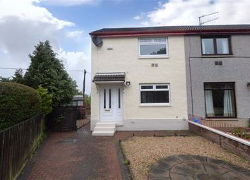 Thumbnail 2 bed end terrace house for sale in Kirklandneuk Crescent, Renfrew