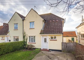 Thumbnail 3 bed semi-detached house for sale in Bradfield Avenue, Hadleigh