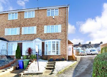 Thumbnail 4 bed end terrace house for sale in Periwinkle Close, Sittingbourne, Kent