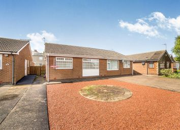 Thumbnail 2 bed bungalow for sale in Warwick Close, Seghill, Cramlington