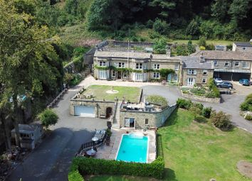 Thumbnail 7 bed property for sale in Rycliffe House, 156 Halifax Road, Ripponden