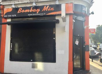 Thumbnail Restaurant/cafe for sale in Amhurst Road, London