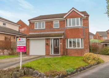Thumbnail 4 bed semi-detached house for sale in Osprey Close, Sleaford