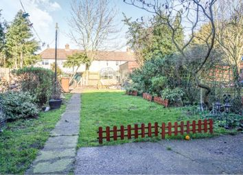 Thumbnail 3 bed terraced house for sale in Hossack Road, Ipswich