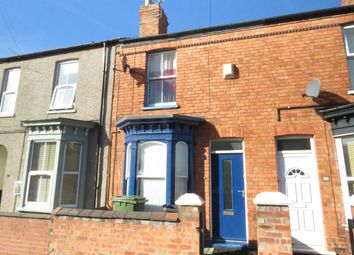 Thumbnail 4 bed terraced house for sale in Mildmay Street, Lincoln