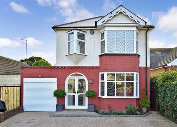 Thumbnail 4 bed detached house for sale in Edwin Road, Rainham, Kent