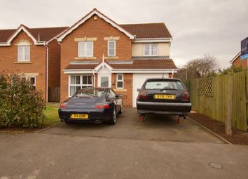 Thumbnail 4 bed detached house for sale in Swift Drive, Scawby Brook, Brigg