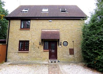 Thumbnail 5 bed detached house for sale in The Badgers, Langdon Hills, Basildon
