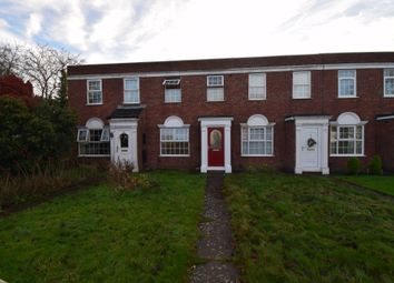 Thumbnail 3 bed town house to rent in Hardwick Crescent, Syston, Leicester, Leicestershire
