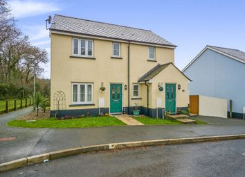 Thumbnail 1 bed flat for sale in Holly Berry Road, Lee Mill Bridge, Ivybridge