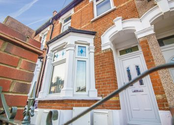 Thumbnail 2 bed flat for sale in Kempton Road, East Ham