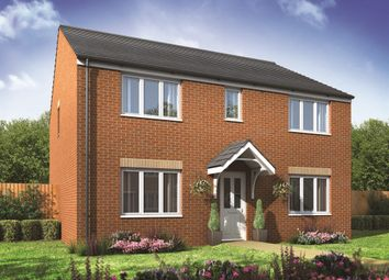 """Thumbnail 5 bedroom detached house for sale in """"The Hadleigh"""" at Churchfields, Hethersett, Norwich"""