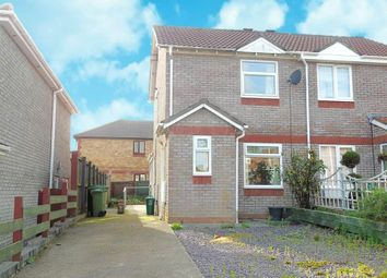 Thumbnail 2 bed property to rent in Birch Crescent, Llantwit Fardre, Pontyclun