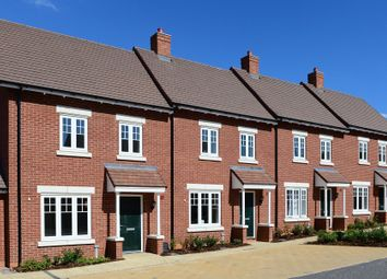 "Thumbnail 2 bed end terrace house for sale in ""Amber"" at Riddy Walk, Kempston, Bedford"