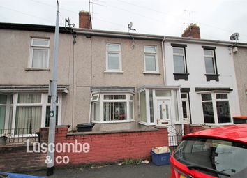Thumbnail 3 bed terraced house to rent in Walford Street, Newport