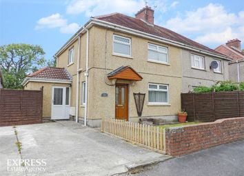 Thumbnail 3 bed semi-detached house for sale in Maes Tomos, Trimsaran, Kidwelly, Carmarthenshire