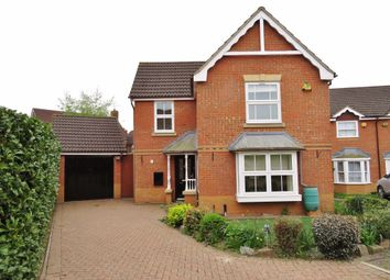 Thumbnail 3 bed detached house to rent in Lukintone Close, Loughton
