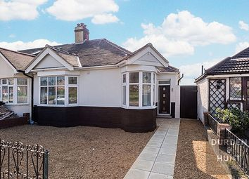 Thumbnail 3 bedroom semi-detached bungalow for sale in New North Road, Ilford