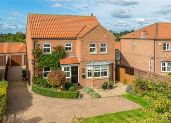 Thumbnail Detached house for sale in Oakwood House, Oak Road, Cowthorpe, Wetherby