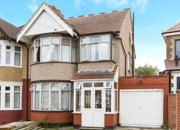Thumbnail 4 bed semi-detached house for sale in South Hill Grove, Harrow
