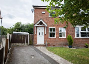 Thumbnail 2 bed semi-detached house for sale in Blackthorn Close, Hasland, Chesterfield
