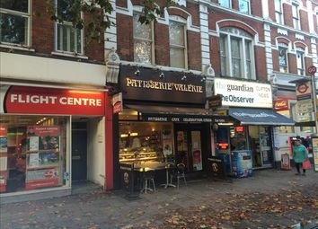 Thumbnail Retail premises to let in 318 High Road, Chiswick, London