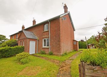 Thumbnail 3 bed end terrace house to rent in East Worldham, Alton