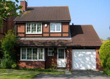 Thumbnail 4 bed detached house to rent in Sorrel Close, Huntington, Chester