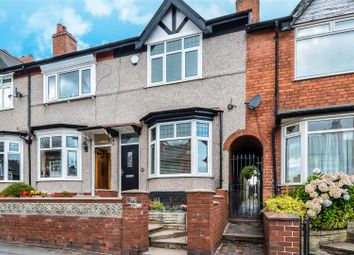 Thumbnail 3 bed terraced house to rent in Rathbone Road, Bearwood, Smethwick