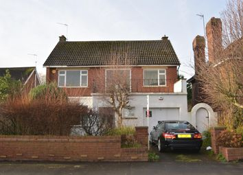 Thumbnail 3 bed detached house for sale in Alwood Avenue, Stanley Park, Blackpool