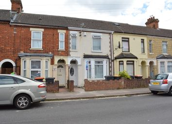 Thumbnail 2 bed terraced house for sale in St. Pauls Road, Bedford