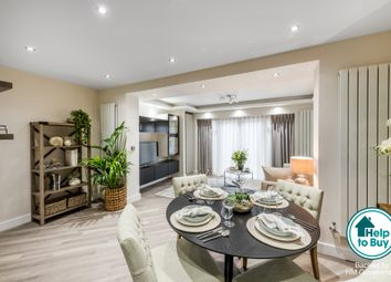 Thumbnail 2 bed flat for sale in 6 Quinton Court, Smitham Downs Road, Purley